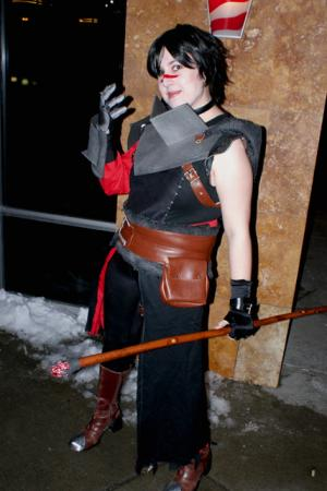 Hawke from Dragon Age 2 worn by UsagiNoSenshi