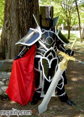 Black Knight from Fire Emblem: Radiant Dawn worn by Yueri