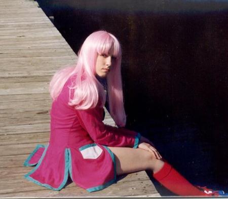 Utena Tenjou from Revolutionary Girl Utena worn by Chibi Rinoa