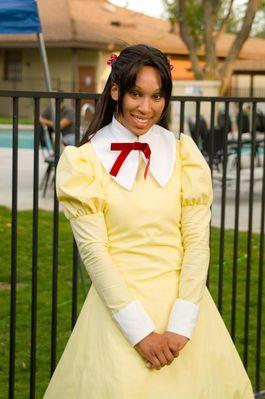 Female Student from Ouran High School Host Club