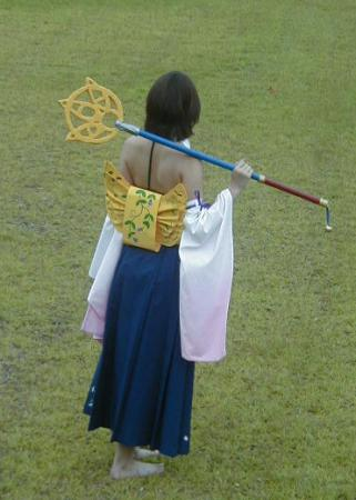 Yuna from Final Fantasy X worn by BeforeCrisis
