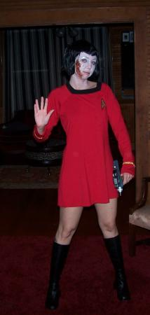 Security Officer / Red Shirt from Star Trek
