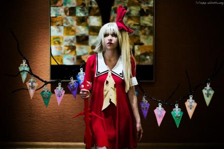 Flandre Scarlet from Touhou Project worn by Shiya Wind