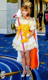 Sakura Kinomoto from Card Captor Sakura worn by Shiya Wind