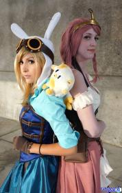 Fionna from Adventure Time with Finn and Jake worn by Shiya Wind