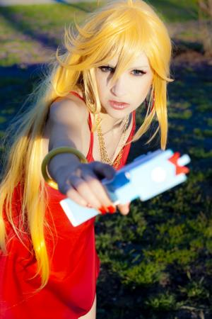 Panty from Panty and Stocking with Garterbelt worn by Shiya Wind