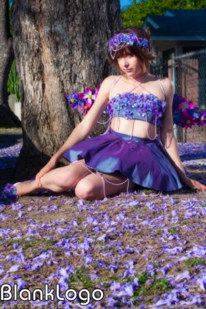 Flower Fairy from Original:  Fantasy worn by Shiya Wind