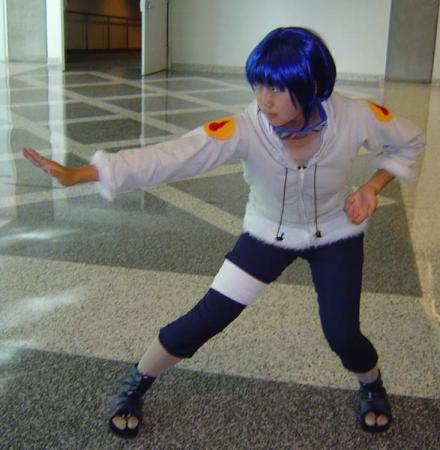 Hinata Hyuuga from Naruto worn by pikacello