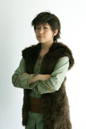 Hiccup from How to Train Your Dragon worn by pikacello