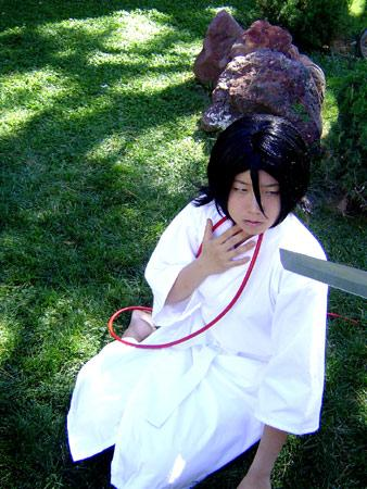 Rukia Kuchiki from Bleach worn by pikacello