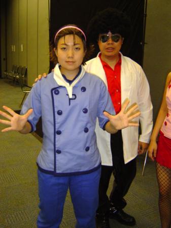 Azuma Kazuma from Yakitate!! Japan