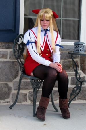 Himeko Kurusegawa from Kannazuki no Miko worn by SeibaTooth