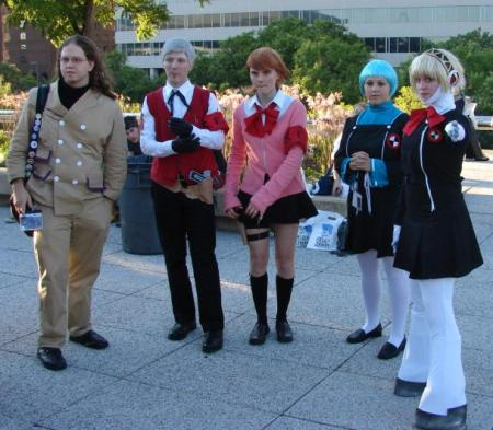 Aigis / Aegis from Persona 3 worn by SeibaTooth