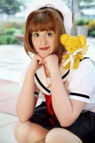 Sakura Kinomoto from Card Captor Sakura worn by SeibaTooth