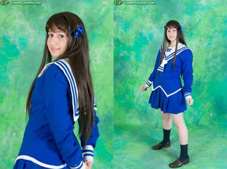 Tohru Honda from Fruits Basket worn by Spwinkles