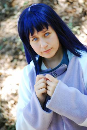 Hinata Hyuuga from Naruto Shipp&#363;den 