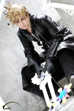 Roxas from Kingdom Hearts 2 worn by Rosebud