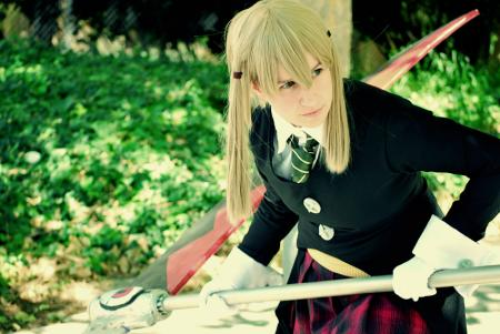 Maka Albarn from Soul Eater worn by Spwinkles