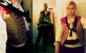 Enjolras from Les Misérables worn by Rosebud