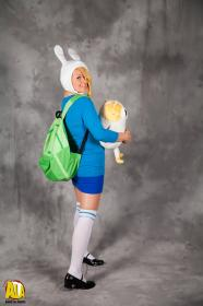 Fionna from Adventure Time with Finn and Jake worn by Spwinkles