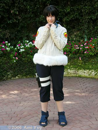 Hinata Hyuuga from Naruto worn by Rosebud