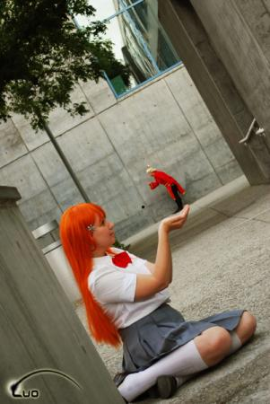 Orihime Inoue from Bleach worn by Spwinkles
