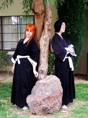 Orihime Inoue from Bleach worn by Rosebud