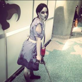 Little Sister from BioShock  by Spwinkles