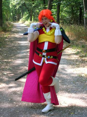 Lina Inverse from Slayers worn by Nekome