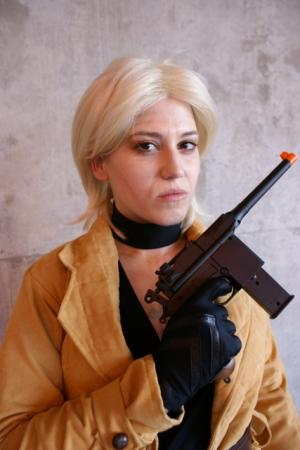 Big Mama from Metal Gear Solid 4: Guns of the Patriots worn by Nekome