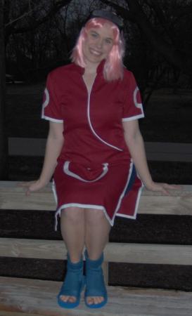 Sakura Haruno from Naruto