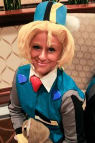 Mihoshi from Tenchi Muyo by Pocky Princess Darcy