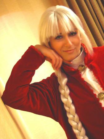 Ayame Sohma from Fruits Basket worn by Pocky Princess Darcy