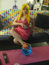 Francine from American Dad  by Pocky Princess Darcy