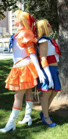 Sailor Venus from Sailor Moon  by Pocky Princess Darcy