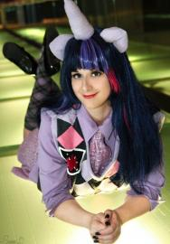 Twilight Sparkle from My Little Pony Friendship is Magic worn by Pocky Princess Darcy