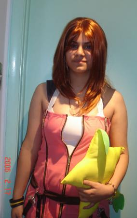 Kairi from Kingdom Hearts 2