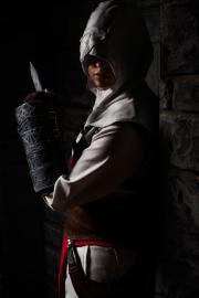 Altair from Assassin's Creed worn by Melly