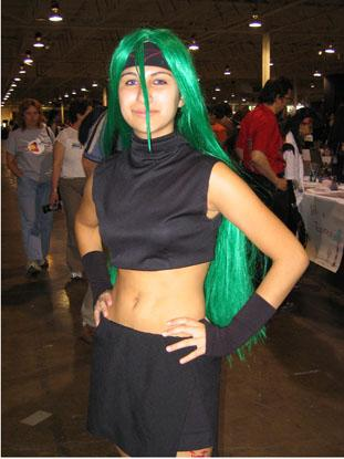 Envy from Fullmetal Alchemist