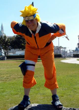 Naruto Uzumaki from Naruto worn by naruto_ramen_1