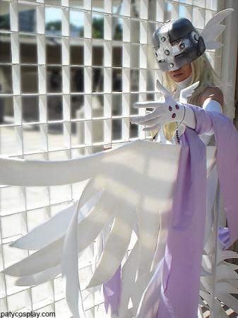 Angewomon from Digimon Adventure worn by Paty
