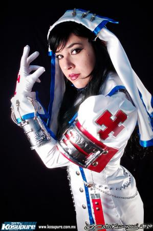 No�lle Bor from Trinity Blood worn by Paty