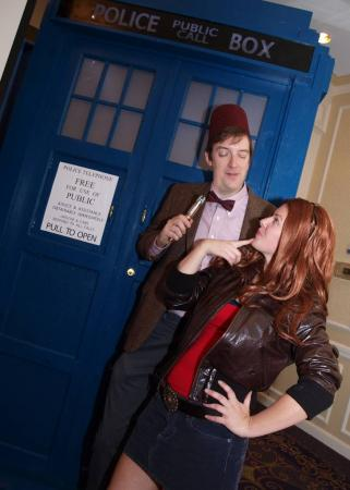Amy Pond from Doctor Who worn by Shiva