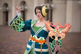 Summoner Belgemine from Final Fantasy X by Shiva