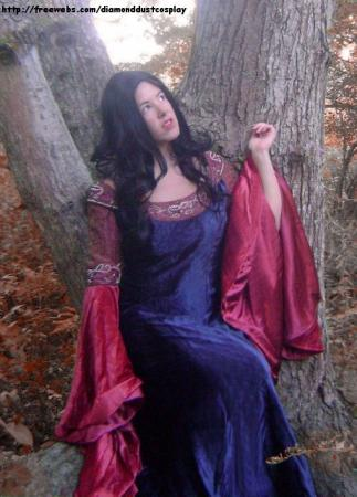 Arwen Undomiel from Lord of the Rings
