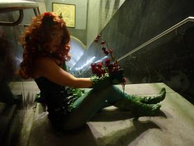 Poison Ivy from Batman worn by Shiva