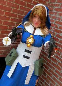 Rosette Christopher from Chrono Crusade worn by Shiva