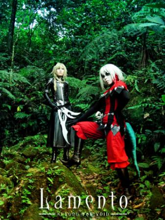 Leaks from Lamento -Beyond the Void- worn by _rei