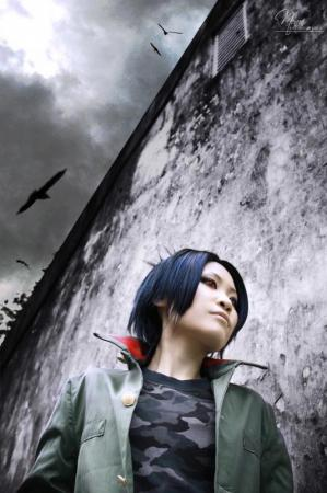 Mukuro Rokudo from Katekyo Hitman Reborn! worn by _rei