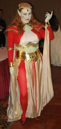 Titania from Gargoyles
